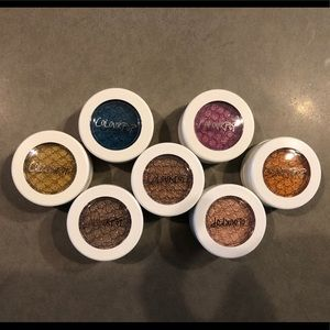 Colourpop Supershock Eyeshadow Lot